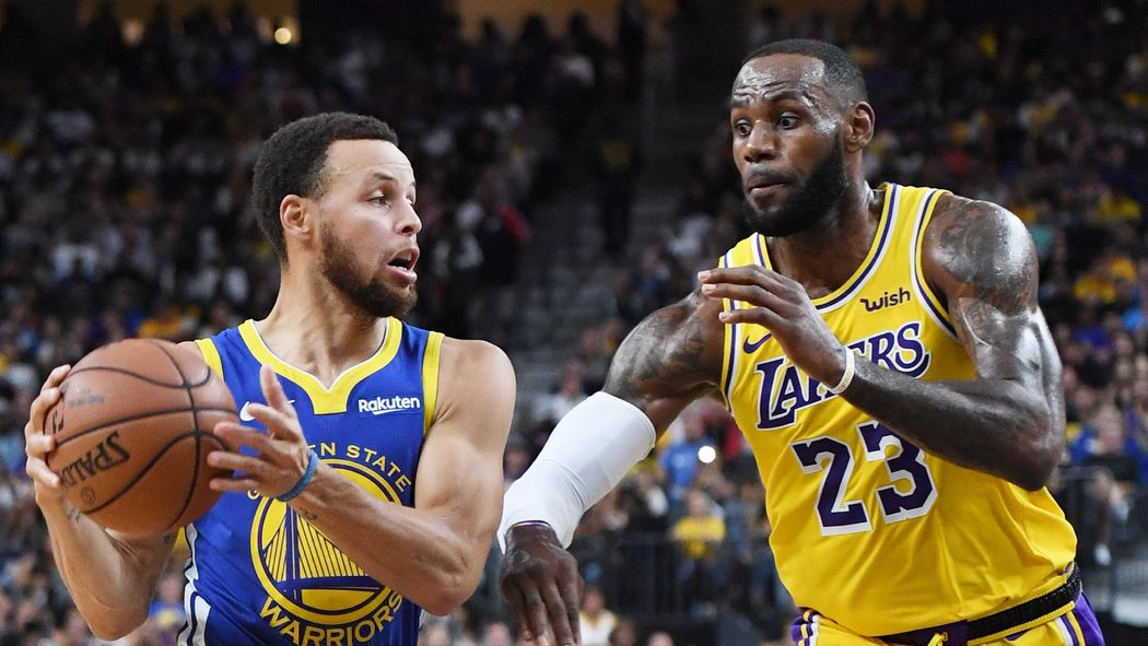 ba7393b9c61 LeBron James et les Lakers face aux Warriors en affiche   le programme du