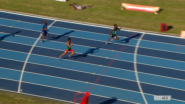 Youth Olympics Games: Athletics highlights