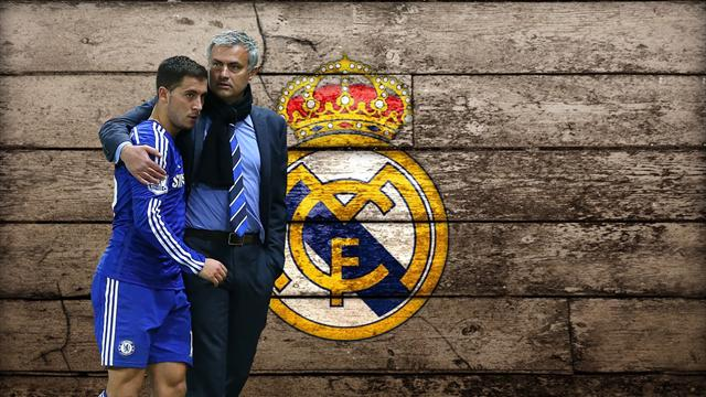 Transfer Focus: Mourinho AND Hazard to join Real Madrid