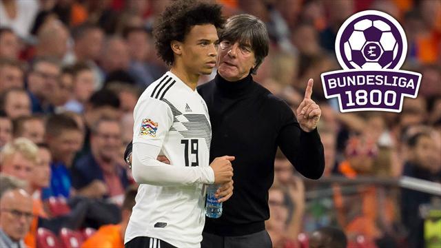 Bundesliga 1800 #31: Umbruch im DFB-Team - aber bitte mit Sa(h)né