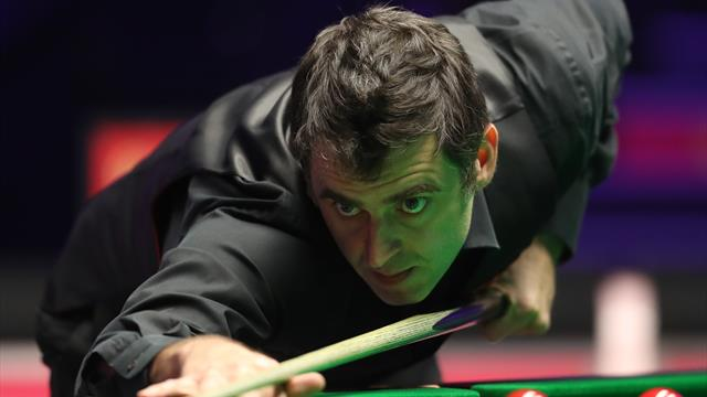 O'Sullivan completes immaculate century