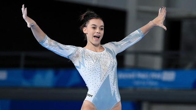 FATE 2020 su Eurosport: le origini della nuova generazione di ginnaste azzurre