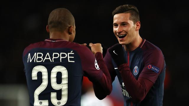 Perdre oui, mais pas comme ça s'énerve Kylian Mbappé — PSG