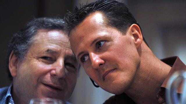 "Jean Todt rivela: ""Ho guardato il GP del Brasile insieme a Michael Schumacher"""
