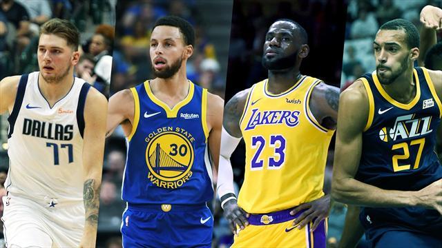 MVP, rookie, champions : Nos paris pour la saison 2018-2019