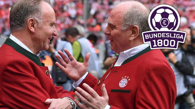 Bundesliga 1800 #32 | Zu viel Mia san Mia: Bayerns Dauer-Dilemma