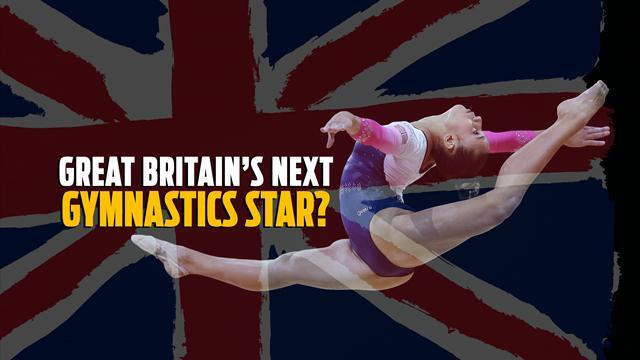 Has Great Britain found its next gymnastics star?