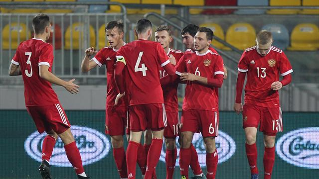 Молодежка РФ  проиграла Австрии инепробилась наЕвро