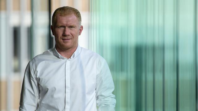 United-Legende Scholes wird Teammanager bei Viertligist