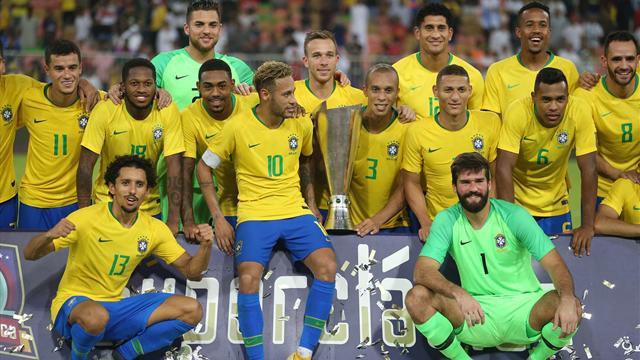 Le Brésil sur le fil