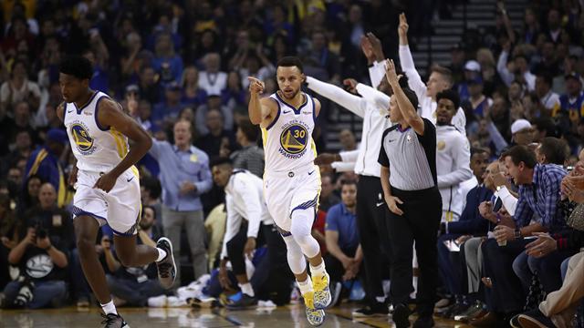 Les Warriors de Curry et les Celtics de Tatum démarrent en fanfare
