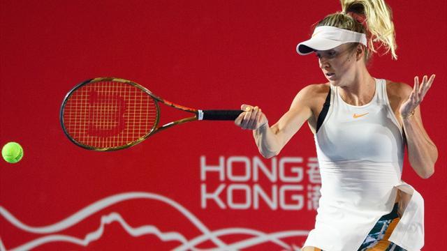 Feld fürs WTA-Finale in Singapur komplett