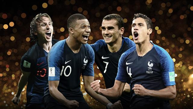 """Guérin : """"Pour moi, le Ballon d'Or 2018 est..."""""""