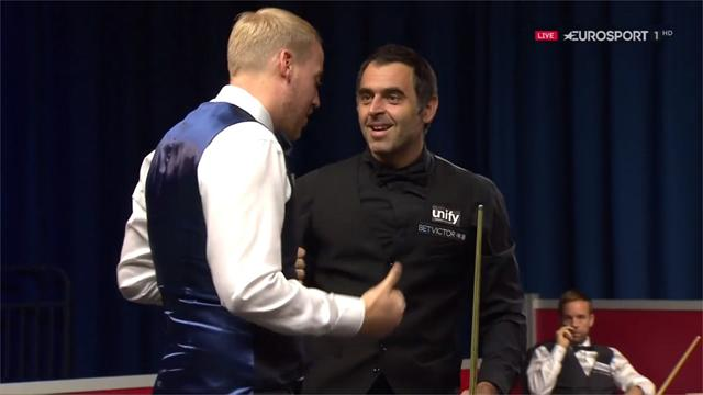 O'Sullivan races to 147 to win match in style