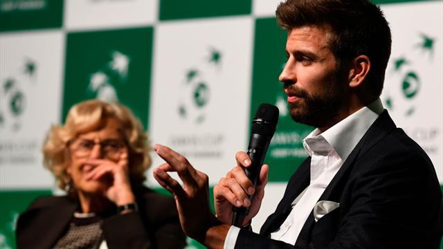 Tennis : La Liga espagnole devient partenaire de la Coupe Davis