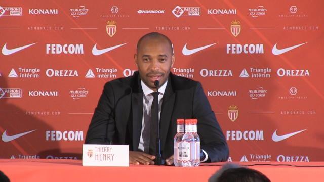 Henry : »Gagner comme Zidane et Deschamps, ce serait bien»