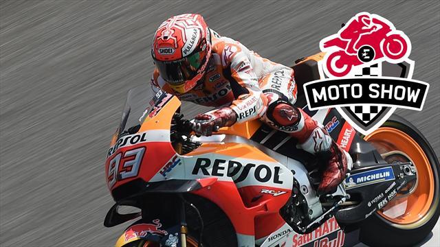 Marquez sera champion du monde à Motegi si…