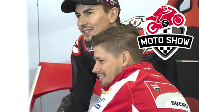 """""""Comme avec Lorenzo, Honda s'offrirait, avec Stoner, des connaissances sur la Ducati"""""""