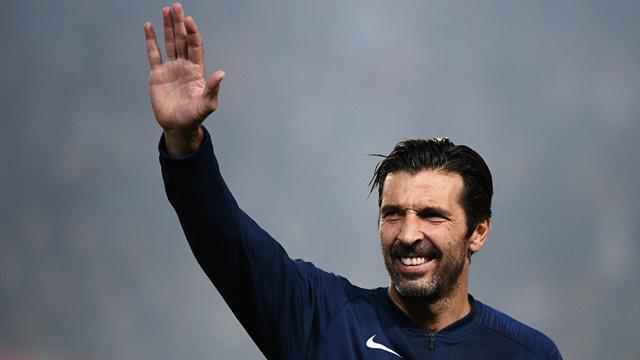 Buffon : «Du moment que je vois encore la Tour Eiffel, c'est que je peux continuer…»