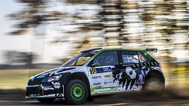 Yates promise shines through in ERC after massive moment