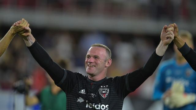 MLSHighlights: Absolutely Fabulous! Wayne Rooney wederom belangrijk voor DC United...