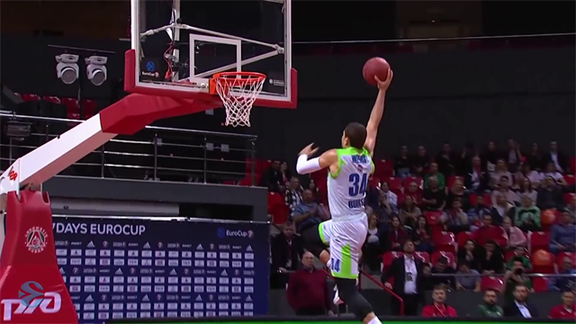EuroCup: Top 10 Plays of the Round