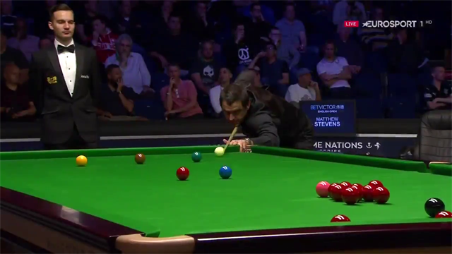 'What a shot!' - Pure brilliance from O'Sullivan