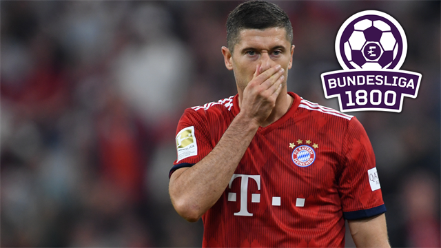 Bundesliga 1800 #34 | Alarmierende Tiefstwerte: Bayerns Lewandowski-Problem