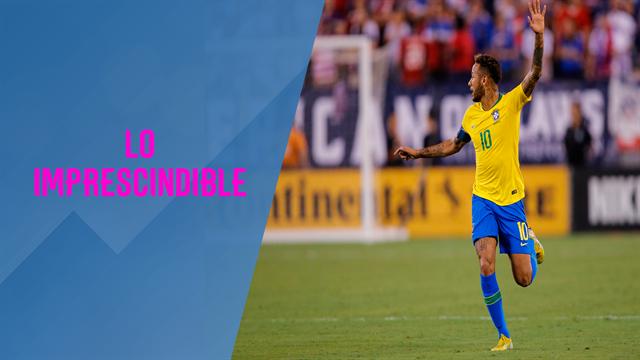 Neymar, Valverde, Messi, Sergio García y lo imprescindible del día