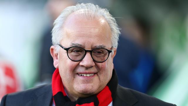 Freiburger Klubchef soll neuer DFB-Präsident werden