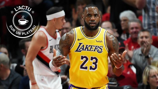 Benzema, Tsonga, coaching, NBA : l'actu sur un plateau