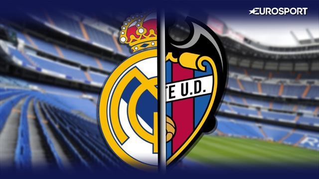 La previa en 60 segundos del Real Madrid-Levante UD