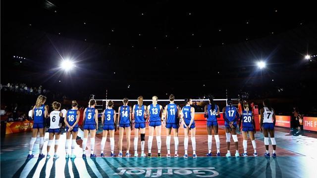 Italia-Serbia: la finale in diretta tv e live-streaming