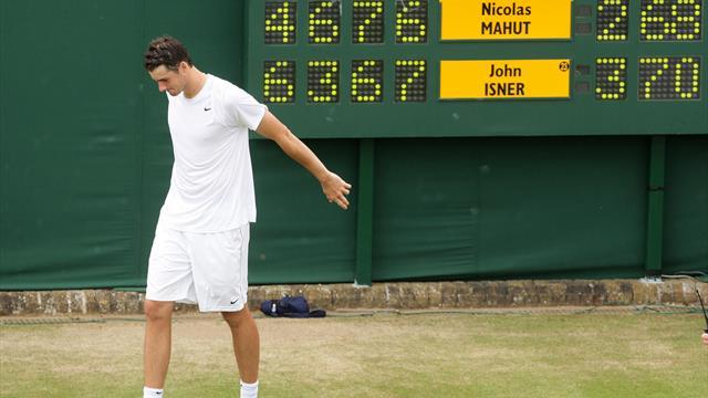 Wimbledon inför tiebreak i femte set