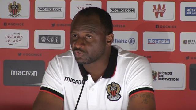 Vieira : «Comme si Henry revenait à la maison»