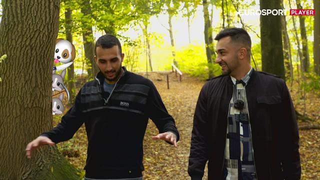 I skoven med Fonoudi & Toutouh: Jeg føler mig ikke tryg her, bro