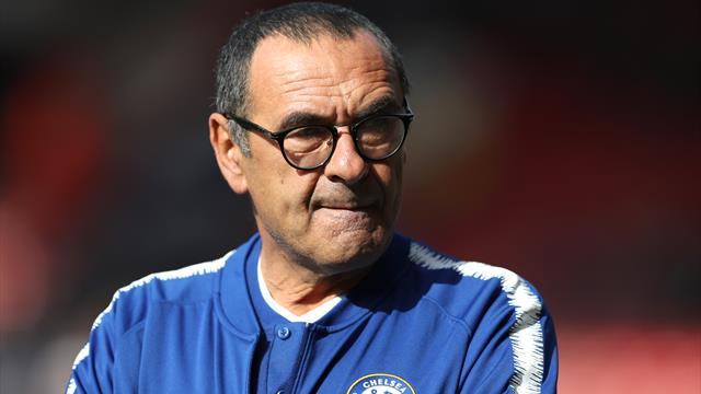 Jose Mourinho has best Premier League squad at his disposal – Maurizio Sarri