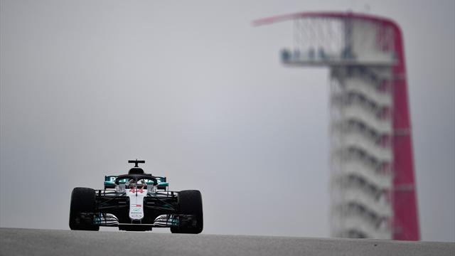 F1 Austin, Vettel penalizzato: