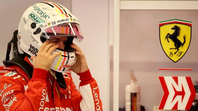 """Sebastian Vettel: """"Voglio vincere qui e ad Abu Dhabi, non mi interessa nient'altro"""""""