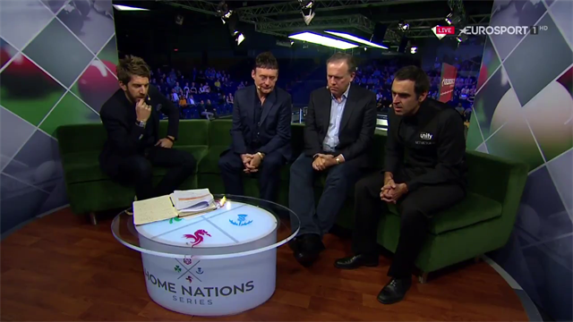 'Oh no, oh s***! I'm happy to play the match again!' – O'Sullivan after unintentional foul