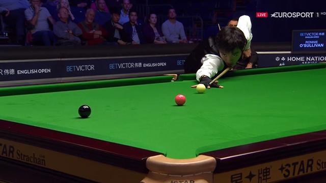 Luo Honghao knocks in career-best 136 against Ronnie O'Sullivan
