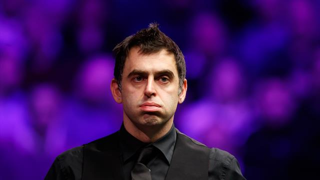 Out-of-sorts O'Sullivan hits bad shot on tough night at the English Open