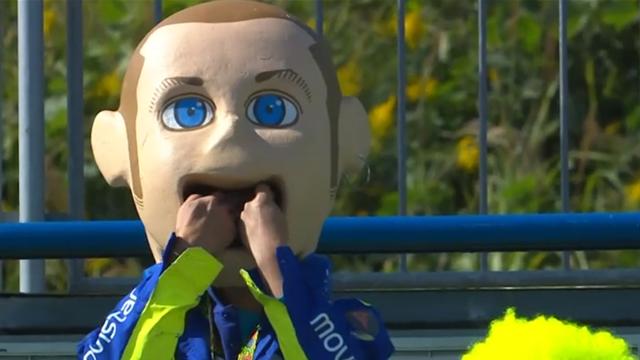 Les fans japonais sont uniques, et ce supporter de Rossi l'a prouvé