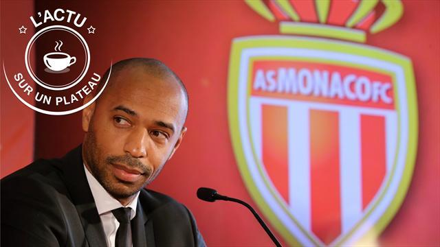 Henry, Zarco, Mourinho, buzzer-beater : L'actu sur un plateau