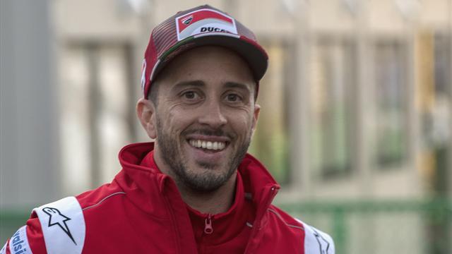 """Dovizioso : """"La moto fonctionne bien sur ce tracé qui convient aussi à mon style"""""""