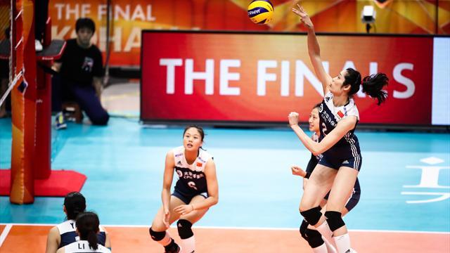 La Cina si consola ed è di bronzo: l'Olanda si arrende 3-0 nella finalina