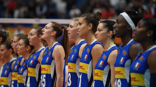 Italia commovente, ma la Serbia vince l'oro mondiale al tie-break