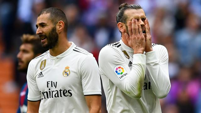 Real Madrid, la C1 comme bol d'air ?