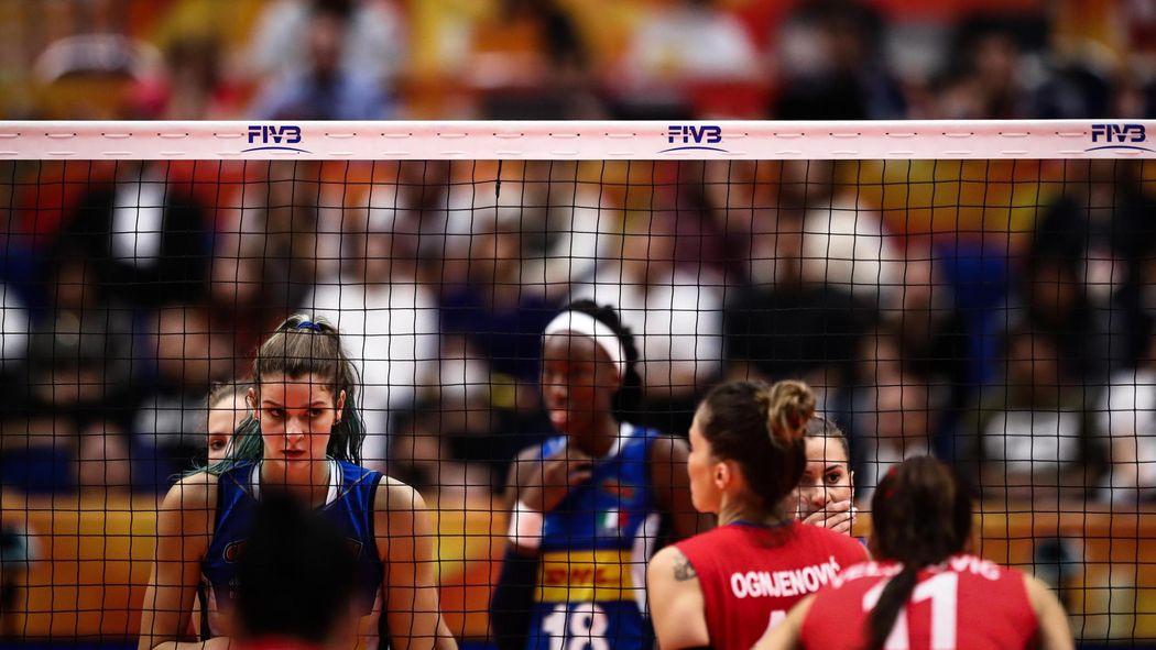 Mondiale Volley 2020 Calendario.Tutti I Premi Dei Mondiali Quattro Azzurre Sono Le Migliori