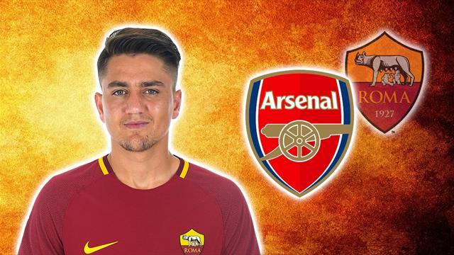 Transfer Focus: Can Arsenal land £52m Roma wonderkid?